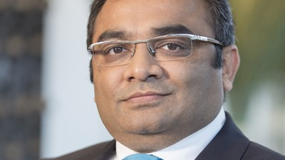 Ashwani Gupta -  Global Head of Light Commercial Vehicle Business Uni