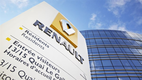 Renault - dealership